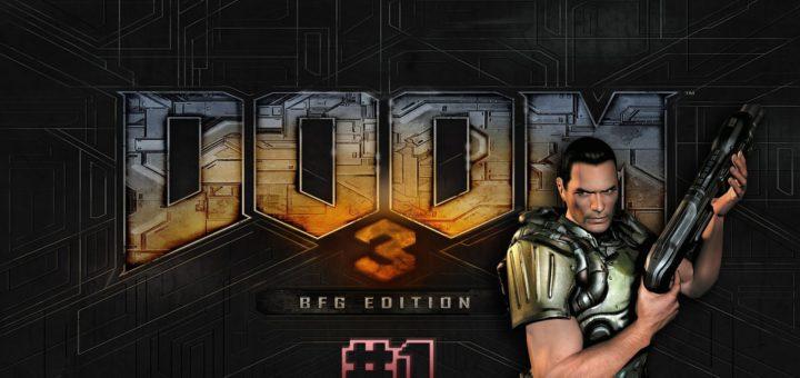 Review - Doom 3: BFG Edition | One Hit Pixel
